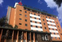 Aga Khan University Hospital.