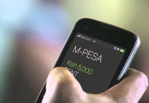Mobile money transactions:MPesa
