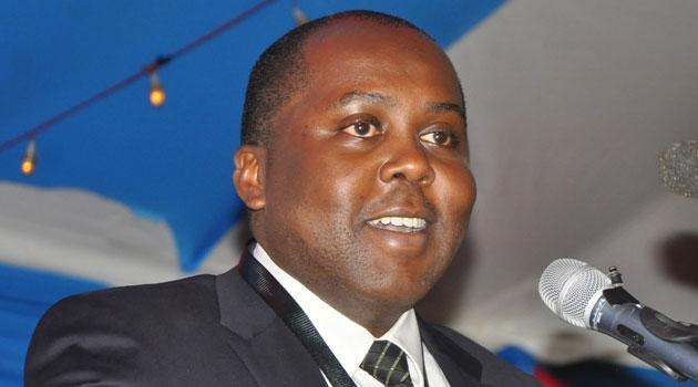 Telkom Kenya CEO Mugo Kibati