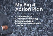The pillars of Kenya's Big Four Agenda