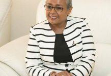 First Lady Margaret Kenyatta
