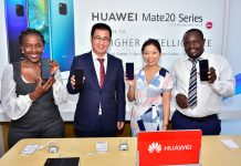 Huawei Mate 20 Launch
