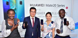 Huawei Mate 20 Launch