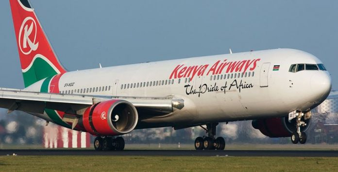 Airline - Kenya Airways