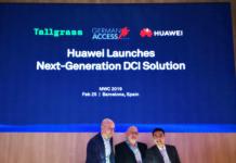 Huawei DCI solution