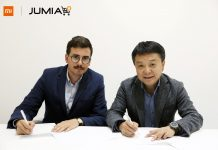 Jumia group VP and Xiaomi VP