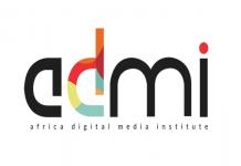 The ADMI logo