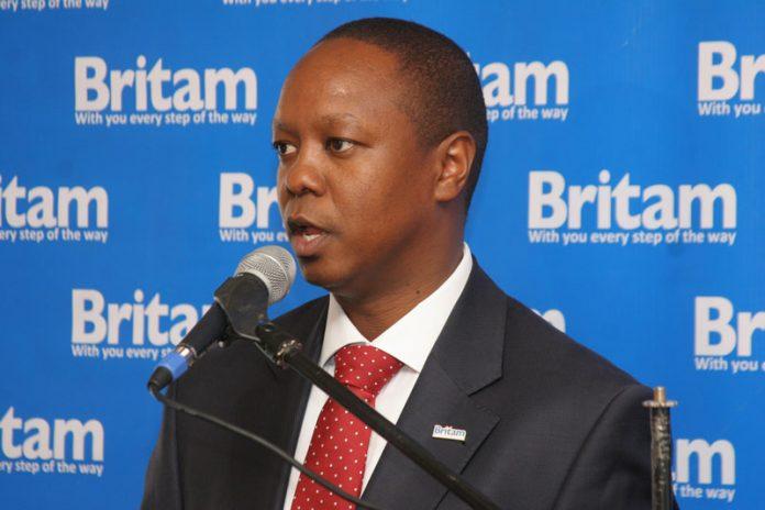 Britam Asset Managers CEO