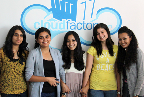 Cloudfactory workers