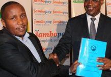 Jambopay CEO