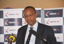 Kenya Re MD