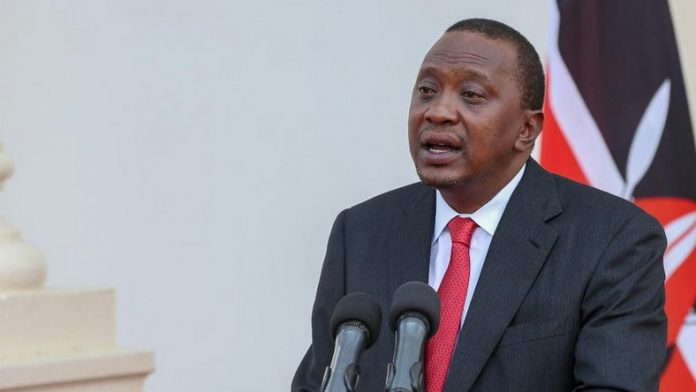 President Uhuru Kenyatta - UN Habitat Assembly
