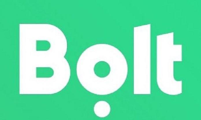 The Bolt logo