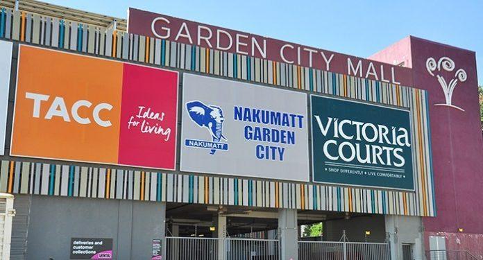 Garden-City Mall