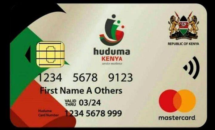 Huduma number
