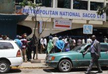 Metropolitan national sacco