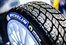 Michelin tyres.