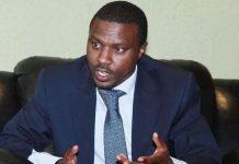 NHIF CEO Geoffrey Mwangi