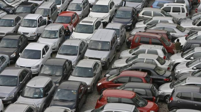 Imported used vehicles.