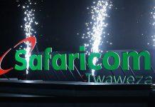 Safaricom Twaweza logo