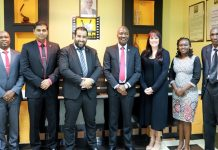 Canon and the Kenya Film Commission (KFC) have agreed to collaborate to accelerate the development of the film industry in Kenya