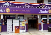 A Faulu Bank branch