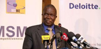 Former Deloitte boss Sammy Onyango.