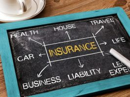 Different insurance covers.