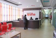 An Equity Afia clinic.
