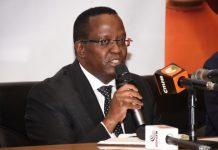 New Kenya Power MD Bernard Ngugi