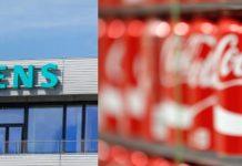 Siemens - Coca Cola