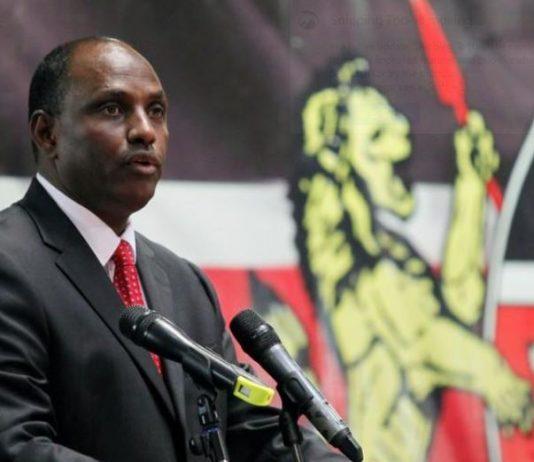 Acting Treasury CS Ukur Yatani -budget