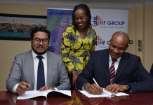 HF GROUP HABITAT HEIGHTS MOU SIGNING