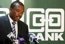 Co-op Bank CEO Gideon Muriuki