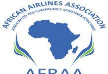 The AFRAA logo