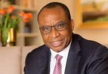 Newly appointed Absa Group CEO Daniel Mminele.