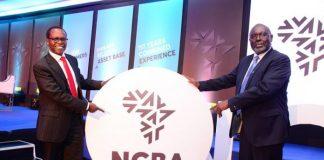 The NCBA logo