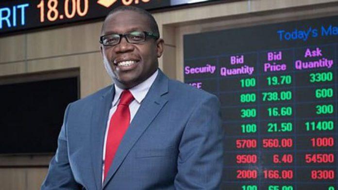 NSE CEO Geoffrey Odundo