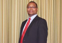 Africa's Voices Foundation new Executive Director Samuel Kimeu.