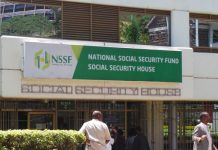 NSSF House
