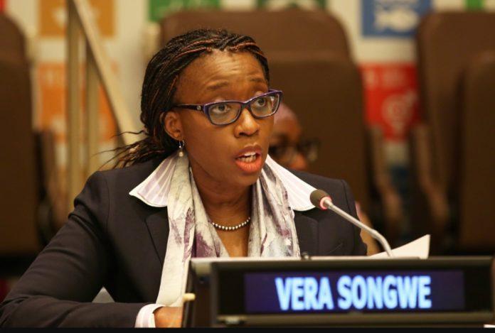 Vera Songwe ECA