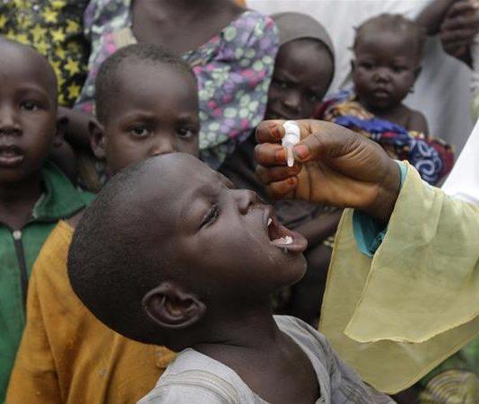 Wild polio eradicated in Africa