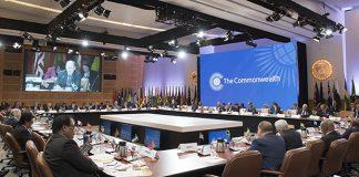 Commonwealth meeting