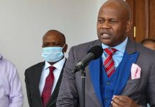 Shelter Afrique CEO
