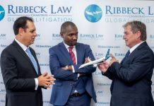 Ethiopian Airlines Flight 302 - Ribeck Law
