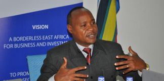 New EAC Secretary General Peter Mathuki