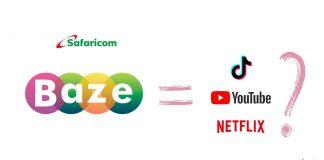 Safaricom Baze