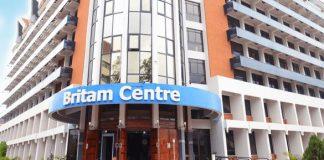 Britam Centre