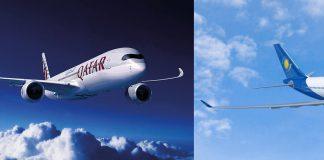 Qatar Airways - RwandAir