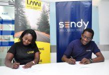 Lami Technologies and Sendy